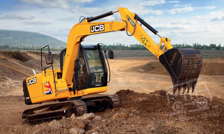 Гусеничный экскаватор JCB JS 85